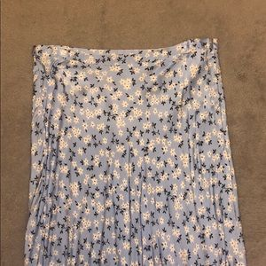 Zara Floral Maxi Skirt-Offer/Bundle to Save